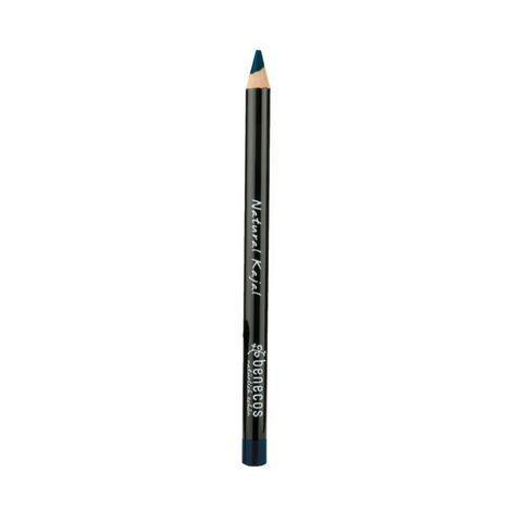Карандаш-кайял для глаз «Темно-голубой» натуральный Benecos, 1,13 гр