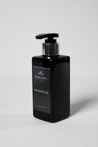 Массажное масло Lavander