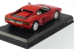 Ferrari Testarossa red 1:43 Eaglemoss Ferrari Collection #10