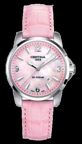 Купить Наручные часы Certina C001.210.16.157.00 по доступной цене