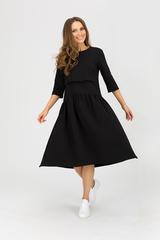"""Платье """"Мандрагора"""" черное"""