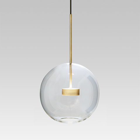 REPLICA BOLLE PENDANT LIGHT BUBBLE 1 CHANDELIER BY GIOPATO COOMBES