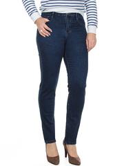 7040 джинсы женские, синие