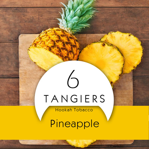 Табак Tangiers 100 г Noir Pineapple