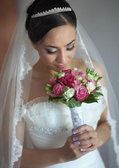 букет невесты Алматы 18 000 тг голландская роза, роза спрей