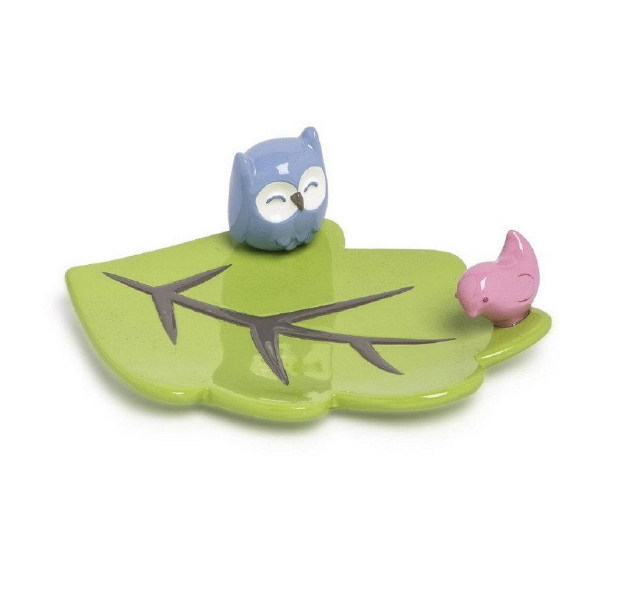 Для ванной Мыльница детская Kassatex Merry Meadow mylnitsa-kassatex-merry-meadow-ssha-kitay.jpg