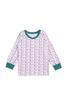 Пижама для девочки Горох