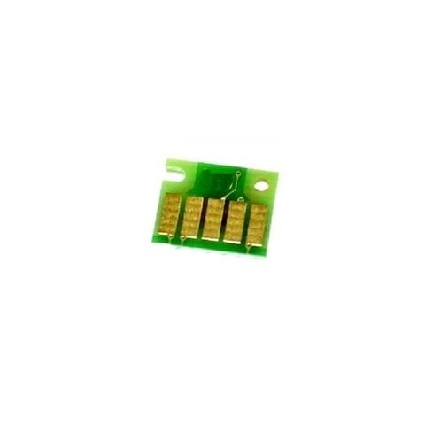 Чип для картриджа PGI-1400C для Canon MAXIFY MB2040, MB2140, MB2340, MB2740 (голубой)