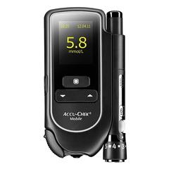Глюкометр Акку Чек Мобайл (ACCU-CHEK Mobile)