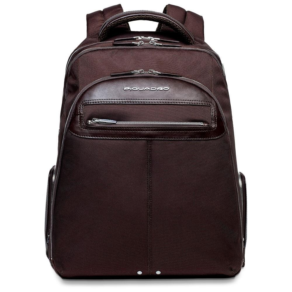 Рюкзак Piquadro Link, цвет коричневый, 36х48х24,5 см (CA1813LK/TM)