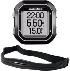 Велокомпьютер Garmin Edge 25 HRM Bundle 010-03709-50