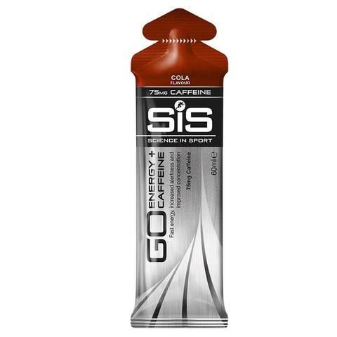 Гель изотонический углеводный с кофеином 75 мг., вкус Кола, 60 мл.