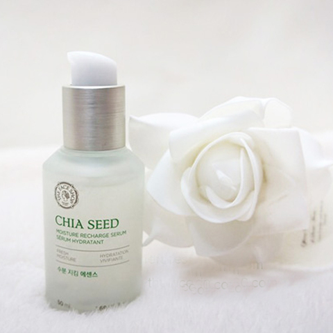 THE FACE SHOP Chia Seed Moisture Recharge Serum Chia Seed Moisture Recharge Serum, 50 ml