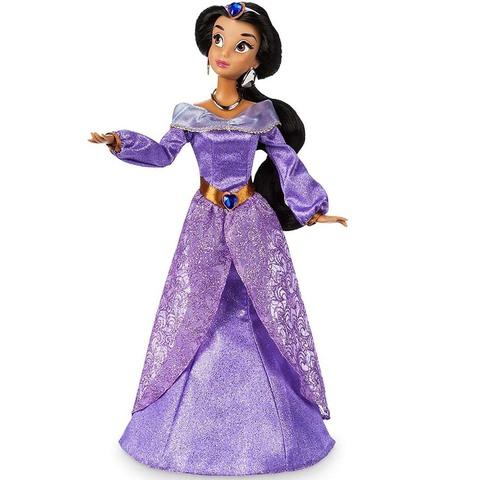 Дисней Аладдин Жасмин поющая кукла 30 см