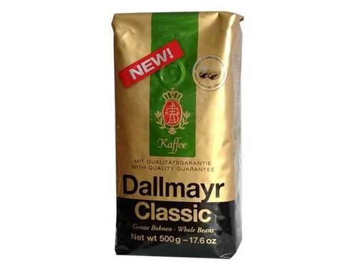 Кофе в зернах Dallmayr Classic, 500 г