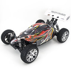 Багги HSP Planet Off-Road Buggy 94060TOP-08060-4 4WD 2.4G в масштабе 1:8