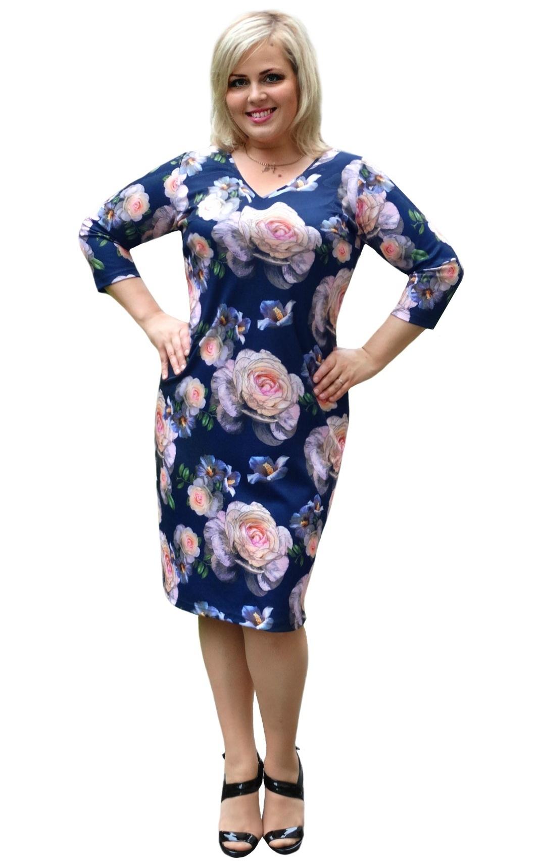 Платье 37-296