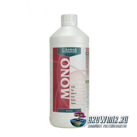 CANNA MONO Fe plus 0,1% 1л