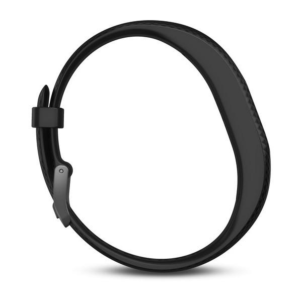 Фитнес-браслет Garmin Vivofit 4 черный стандартного размера