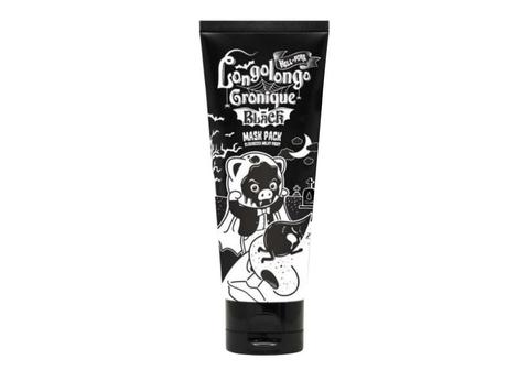 Маска-пленка ELIZAVECCA Milky Piggy Hell Pore Longolongo Gronique Black Mask