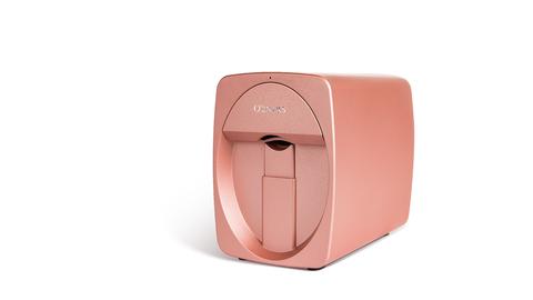 Принтер для ногтей O2Nails M1 Rose (перламутровый розовый)