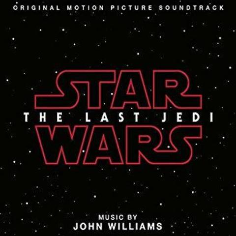 Виниловая пластинка. Star Wars - The Last Jedi. Original Motion Picture Soundtrack