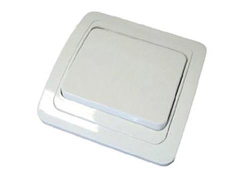 Выключатель 1-кл. 10А белый