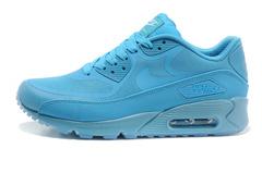 Кроссовки Женские Nike Air Max 90 Glow Blue