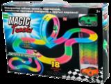 Трасса Magic Tracks 366 деталей 2 машинки + мертвая петля