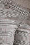 Брюки 09783 серый