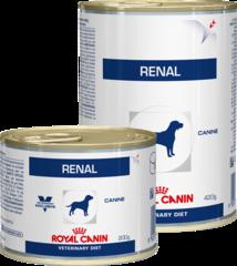 Консервы для собак, Royal Canin Renal (банка), при хронической почечной недостаточности