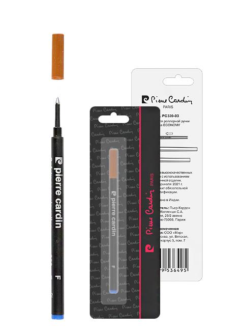 Pierre Cardin Стержень для ручки-роллера класса Economy, синий