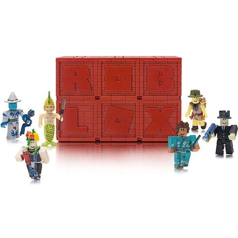 Роблокс Тайный набор из 6 штук, серия 4