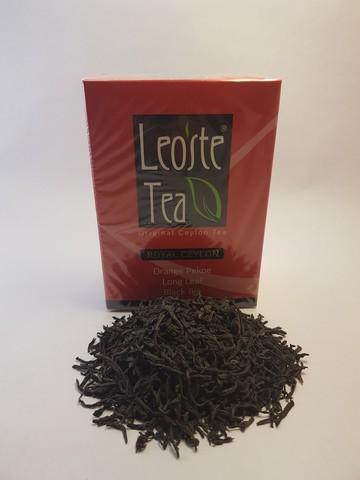 Комплект черный чай