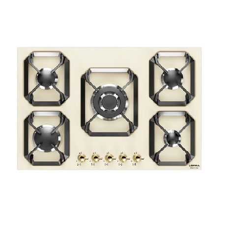 Газовая варочная панель LOFRA HRBI7A0/GA Gold