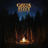 Greta Van Fleet / From The Fires (12' Vinyl EP)