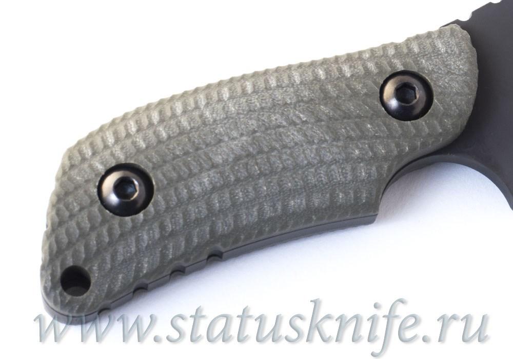 Нож Zero Tolerance Strider 0121 ZT0121 Fixed - фотография