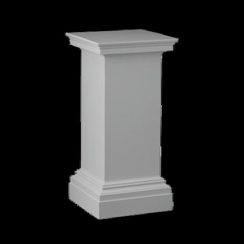 Пьедестал (колонна) Европласт из полиуретана 1.14.001, интернет магазин Волео