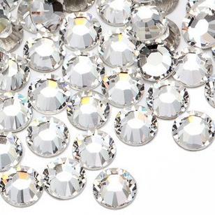 Crystal (прозрачный) - 100 шт. в баночке