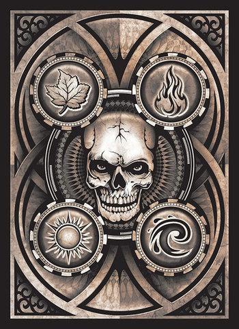 Legion Supplies - Deadman ́s Hand Протекторы матовые 50 штук