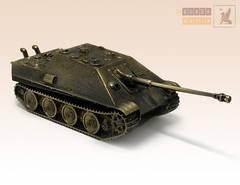 Истребитель танков - Ягдпантера Sd.Kfz. 173 (масштабная модель)