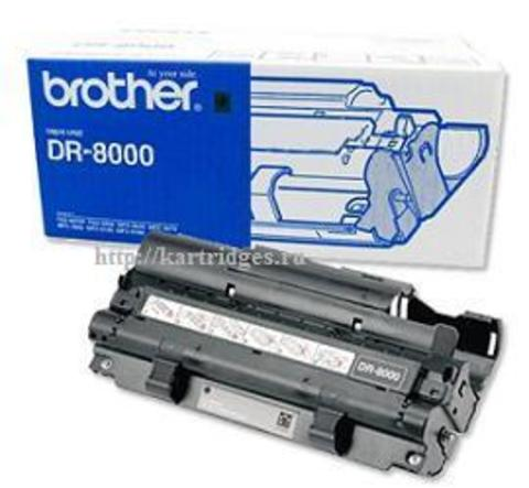 Картридж Brother DR-8000