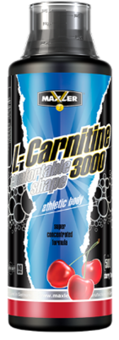 Maxler L-Carnitine Cherry
