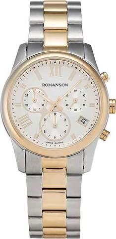 19cf91a4 Наручные часы Romanson RM6A01HLC(WH) - купить по выгодной цене ...