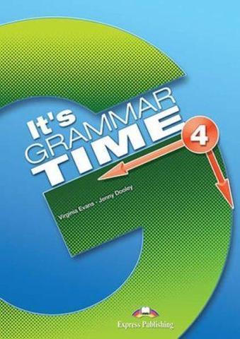It's Grammar Time 4. Student's book. Учебник