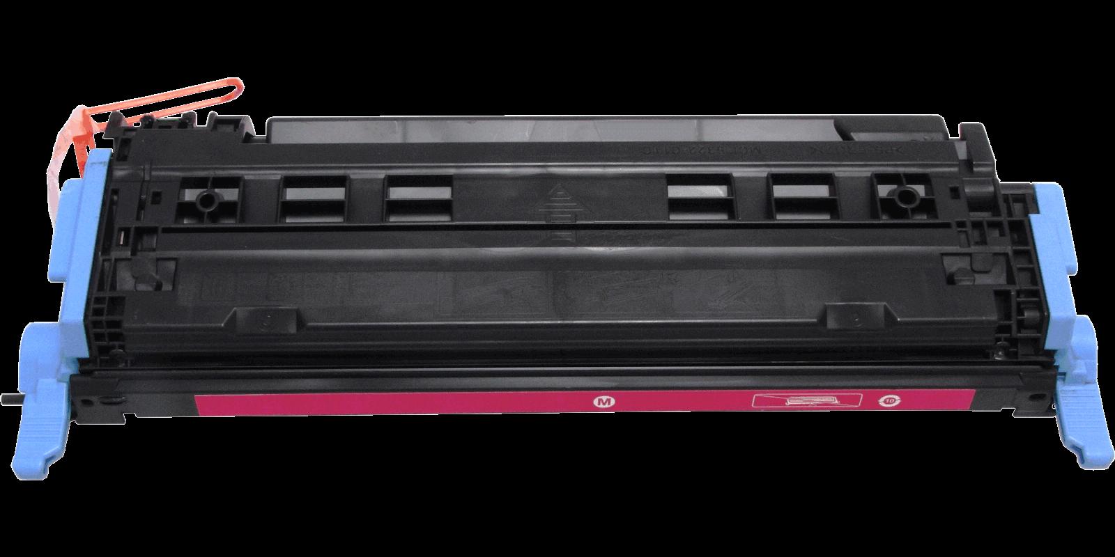 MAK №124A Q6003A CARTRIDGE-307/707/107, пурпурный (magenta), для HP