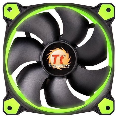 Thermaltake Riing 14 LED Green