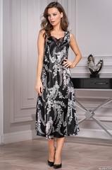 Сорочка женская шелковая MIA-Amore  MIRIAM МИРИАМ 3488