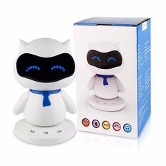 Робот котик портативный динамик