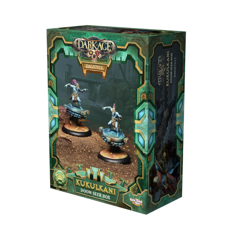 Kukulkani Doom Seer Unit Box (2)
